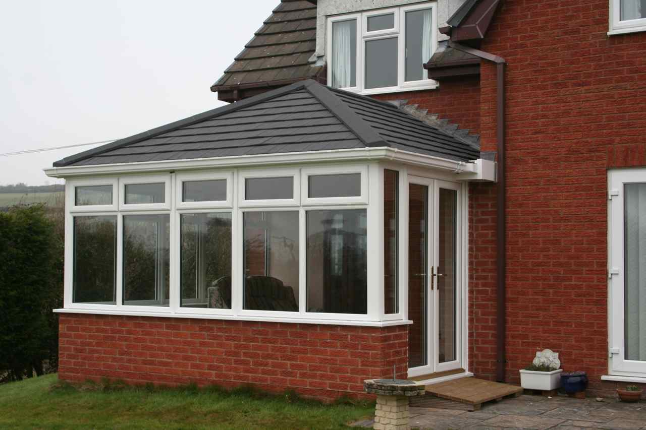Edwardian Guardian Tiled Roof For Conservatories