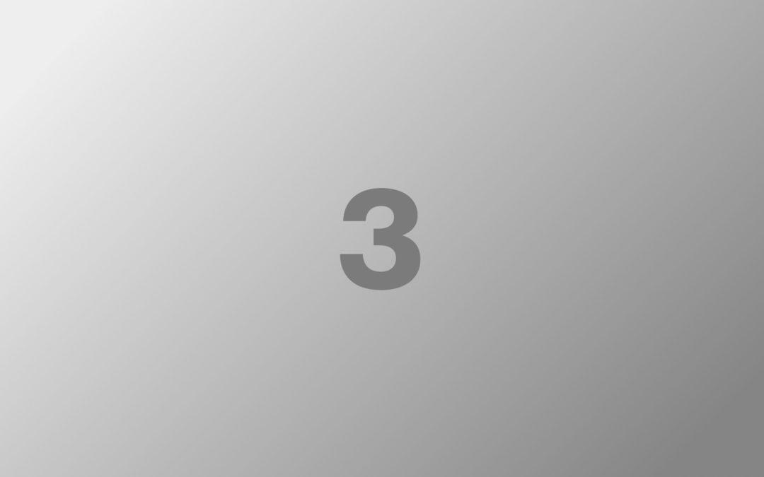 Blog post three